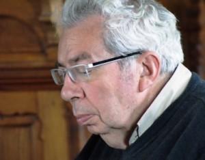 André Lascaris o.p. heeft de ziekte van Parkinson, 'maar verder gaat het goed'.