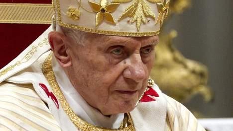 paus benedictus